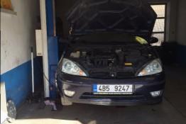 Opravy vozidel